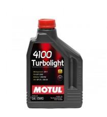 Olio motore 10w40 per auto MOTUL DIESEL