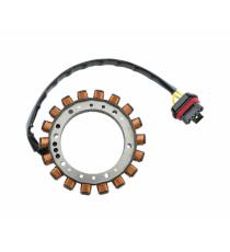 Bobina di carica motore lombardini jibs /40 ampere 3 fili