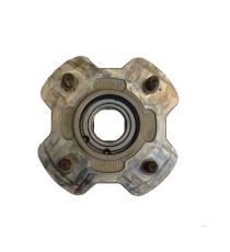 Mozzo ruota posteriore Microcar MGO 1/2/3/4 , M8, F8C, LIGIER IXO, JS 50, JS 50 L, JS RC, DUE P85, DUE P88 (interasse 100 mm)