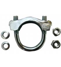 Collare di scarico per tubi di diametro compreso tra 32 e 40 mm
