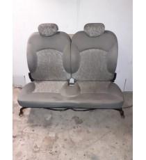 Sedile anteriore a panca Microcar mc1 / mc2 usato grigio