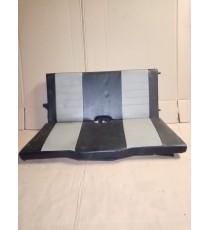 Panchina posteriore Microcar Mgo 1, 2 per monovolume a 4 posti