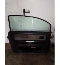 Porta anteriore rossa Microcar MC1 / MC2