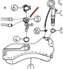 Indicatore di carburante Aixam city, crossline, crossover, coupé, gto, gti (gamma di impulso, visione)